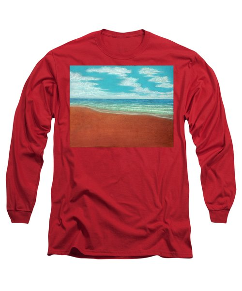 Moonset A Long Sleeve T-Shirt