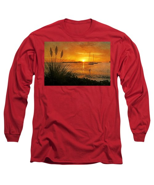 Morning Light - Florida Sunrise Long Sleeve T-Shirt