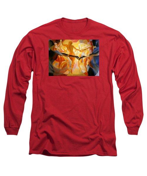 Moving Nimbus Long Sleeve T-Shirt
