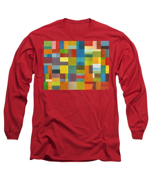 Multiple Exposures Lll Long Sleeve T-Shirt