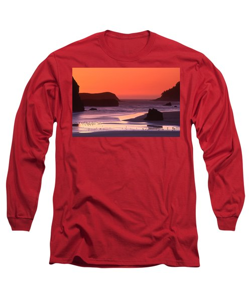 Myers Creek Sunset Long Sleeve T-Shirt