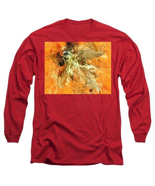 Mystery Paint Long Sleeve T-Shirt