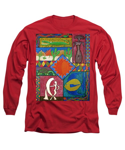 Naive #12 Long Sleeve T-Shirt