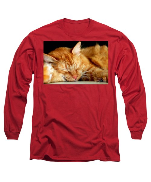 Naptime Long Sleeve T-Shirt