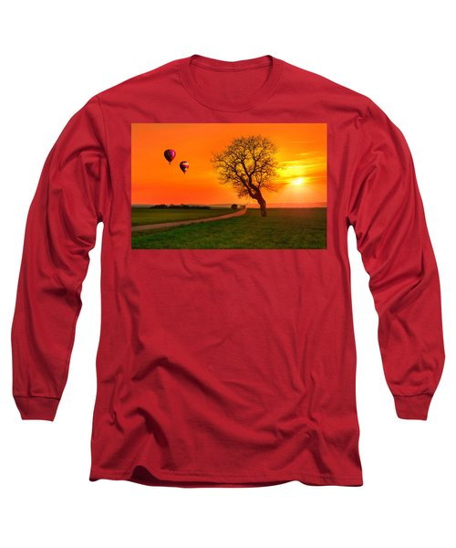 Never Ending Road Long Sleeve T-Shirt