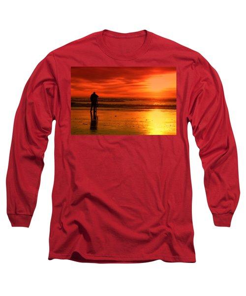 New Year's Love By Diana Sainz Long Sleeve T-Shirt