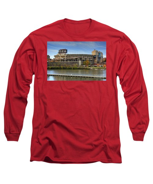 Neyland Stadium Long Sleeve T-Shirt