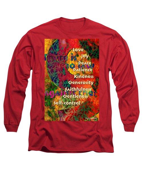 Nine Gifts Long Sleeve T-Shirt