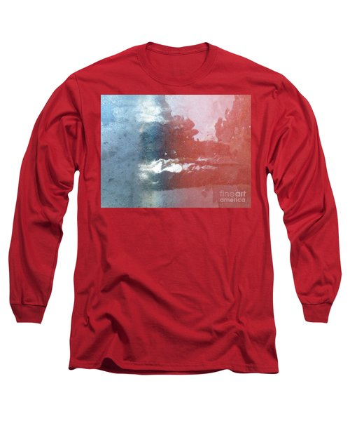 Long Sleeve T-Shirt featuring the photograph Not Making Violet by Brian Boyle