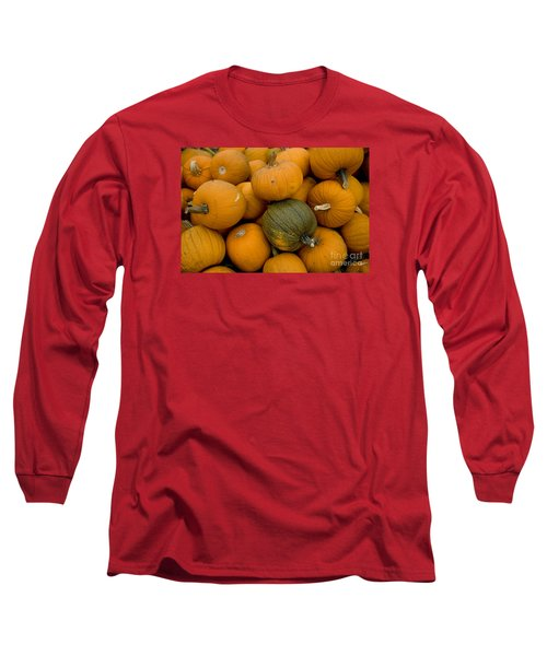 Odd One Out Long Sleeve T-Shirt by David Millenheft
