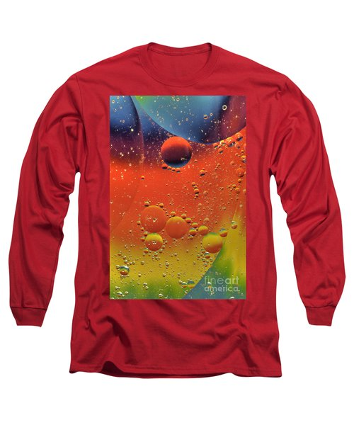 Oil And Water Long Sleeve T-Shirt