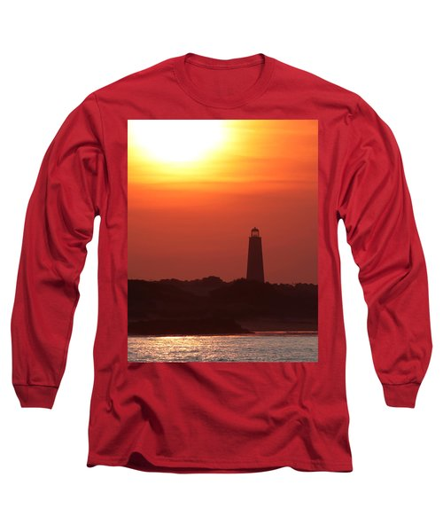 Old Cape Henry Lighthouse  Long Sleeve T-Shirt