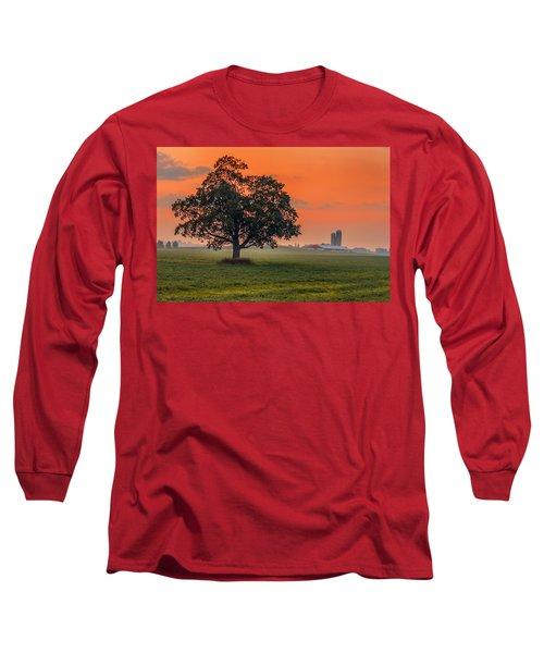 One Fine Morning Long Sleeve T-Shirt