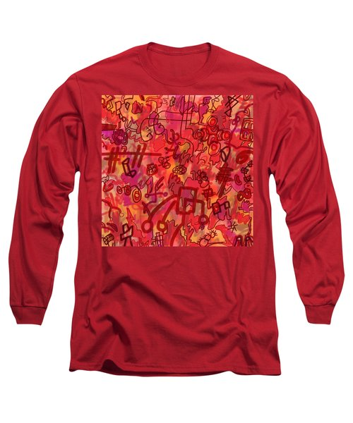 One Wall Long Sleeve T-Shirt
