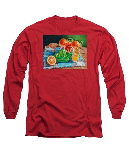 Oranges Long Sleeve T-Shirt