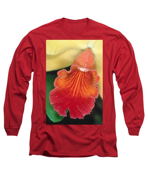 Orchid 16 Long Sleeve T-Shirt by Andy Shomock