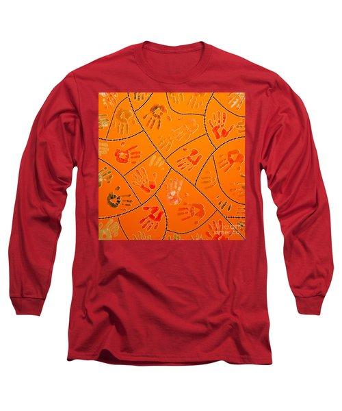 Original Art 3 Long Sleeve T-Shirt