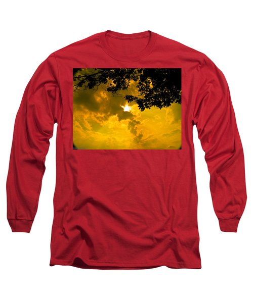 Our Star Long Sleeve T-Shirt by Nick Kirby