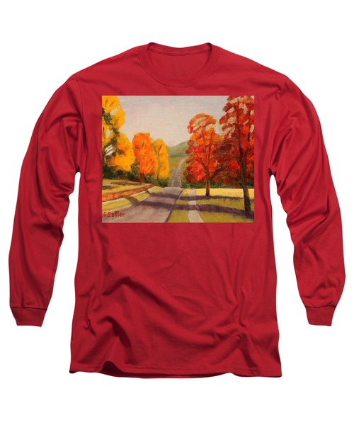 Ozarks October Long Sleeve T-Shirt