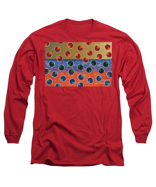 Pacman Zombies Awaking At Sun-rise Long Sleeve T-Shirt