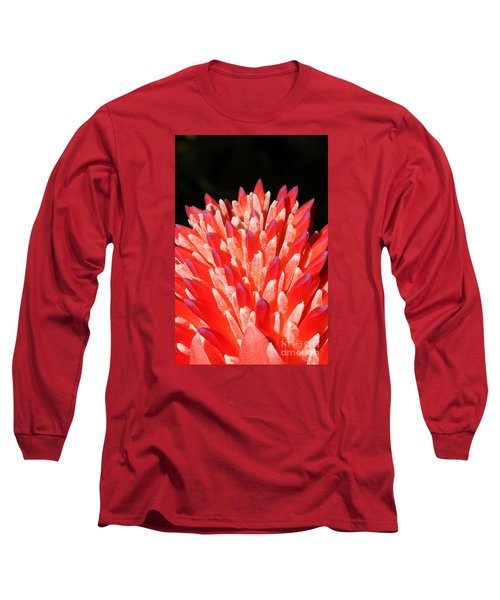 Painted Fingers Long Sleeve T-Shirt