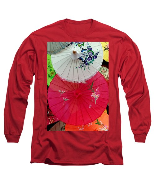 Parasols 1 Long Sleeve T-Shirt
