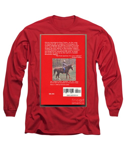 Pardee Holler The Back Cover Long Sleeve T-Shirt