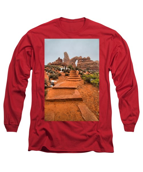 Pathway To Portals Long Sleeve T-Shirt