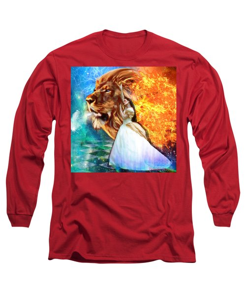 Perfect Peace In Perfect Love Long Sleeve T-Shirt