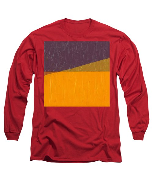 Perspective In Color Collage 11 Long Sleeve T-Shirt
