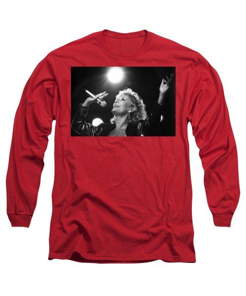 Petula Clark  Long Sleeve T-Shirt