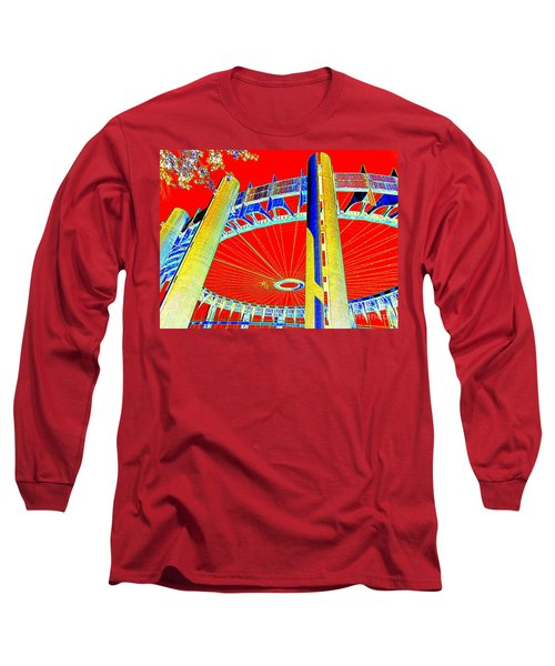 Pop Goes The Pavillion Long Sleeve T-Shirt