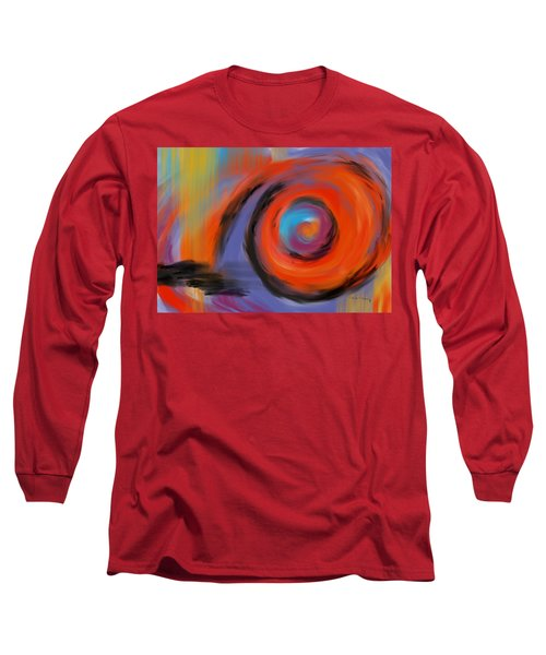 Portal Of Optimistic Torment Long Sleeve T-Shirt