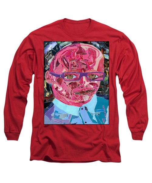 Portraiture Of Passion Long Sleeve T-Shirt