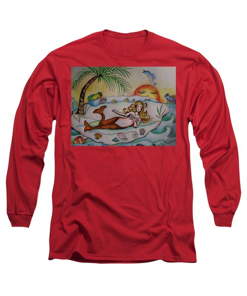 Private Paradise Long Sleeve T-Shirt