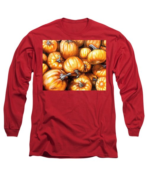 Pumpkin Palooza Long Sleeve T-Shirt