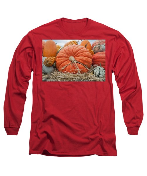 Pumpkin Times Long Sleeve T-Shirt