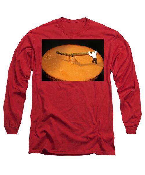 Race Against Time Long Sleeve T-Shirt