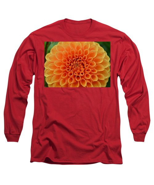 Radiant Long Sleeve T-Shirt by Felicia Tica