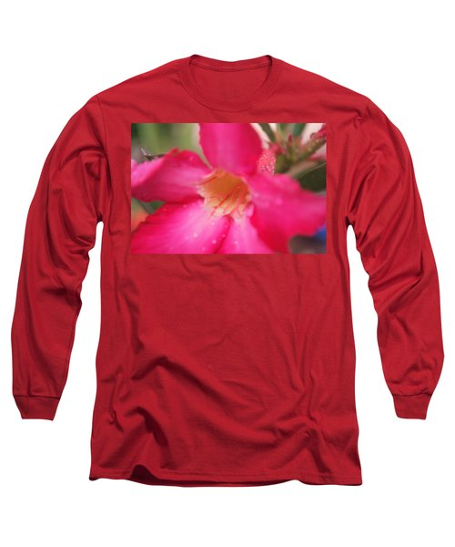 Long Sleeve T-Shirt featuring the photograph Rain Season by Miguel Winterpacht