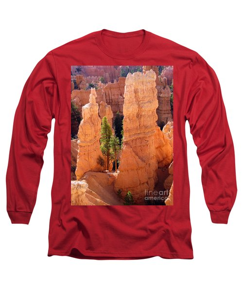 Reaching Towards The Sun Long Sleeve T-Shirt