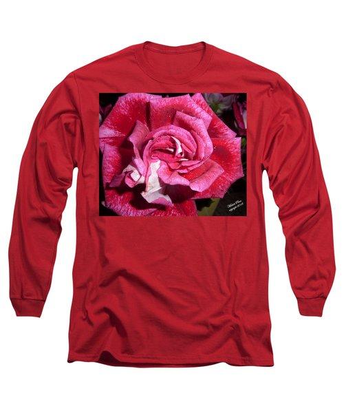 Red Beauty 2  Long Sleeve T-Shirt