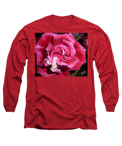 Red Beauty 2  Long Sleeve T-Shirt