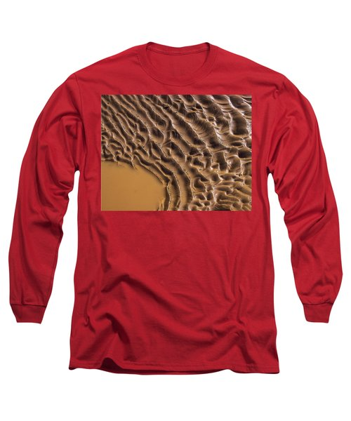 Ripples And Fins Long Sleeve T-Shirt