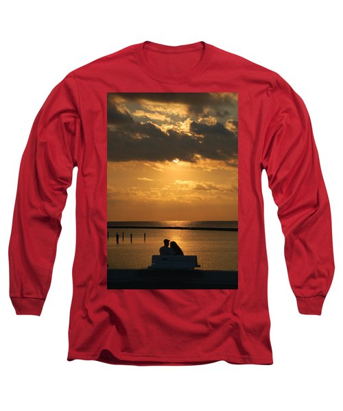 Romantic Sunrise Long Sleeve T-Shirt