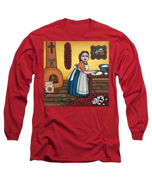 Rosas Kitchen Long Sleeve T-Shirt