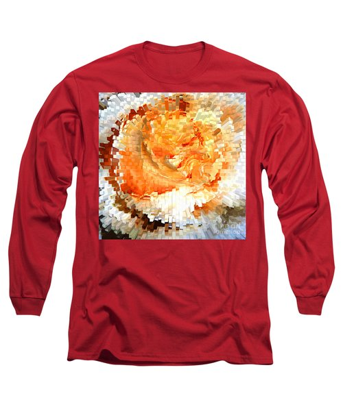 Rose In Bloom Long Sleeve T-Shirt