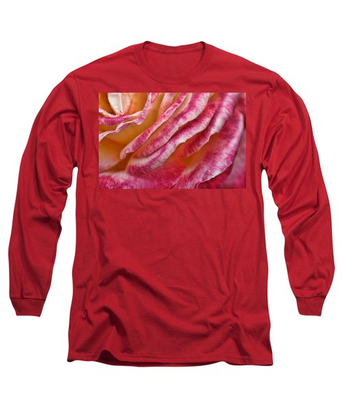 Rose Petals Long Sleeve T-Shirt