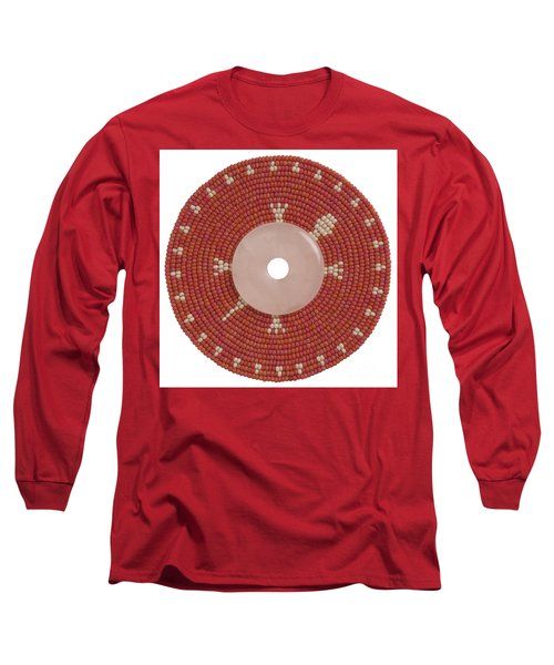 Rose Quartz Long Sleeve T-Shirt