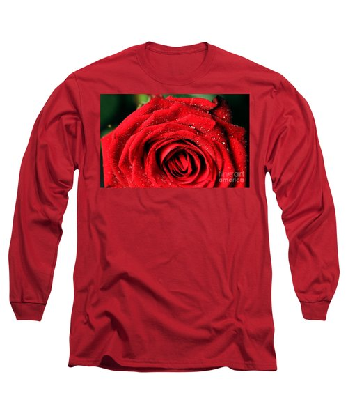 Long Sleeve T-Shirt featuring the photograph Roses 4 by Mariusz Czajkowski